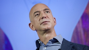 Amazon boss Jeff Bezos' net worth rose by $64.7bn this year alone