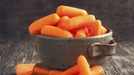 Christmas Feast: Honey and Soy Sesame Carrots - Of course, these carrots could also be roasted in the oven in the glaze but Christmas is a time when oven space is often at a premium so I've decided to blanch them first and then finish them in a hot wok.