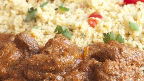 Neven Maguire's Moroccan Lamb Tagine