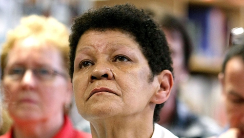 Christine Buckley: her family will be on this week's Late Late Show