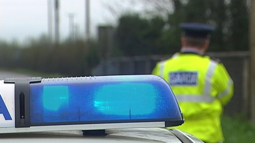 Emergency services remain at the scene of a serious car accident in Co Laois