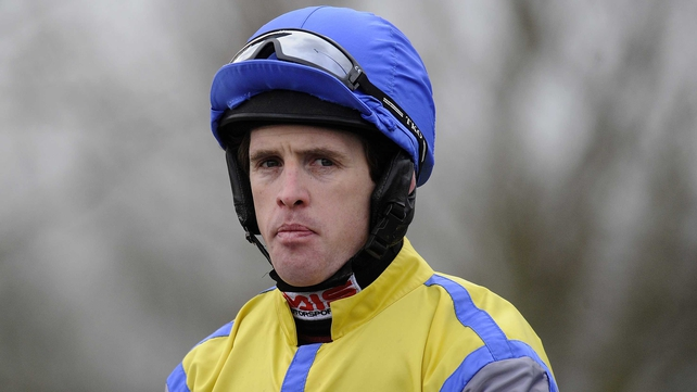 Jason Maguire suffered a fractured sternum and bleeding on his liver