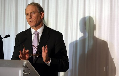 Dr Richard Haass chaired an ill-fated bid to resolve outstanding peace process issues in Northern Ireland