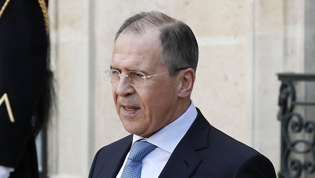 Russian foreign minister Sergei Lavrov said direct dialogue with Ukraine will not take place