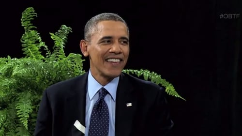 Obama's Between Two Ferns interview with Zach Galifiankis of course features in the montage
