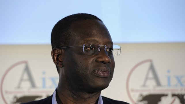 "Prudential's chief executive Tidjane Thiam reports 'strong performance"" for last year"