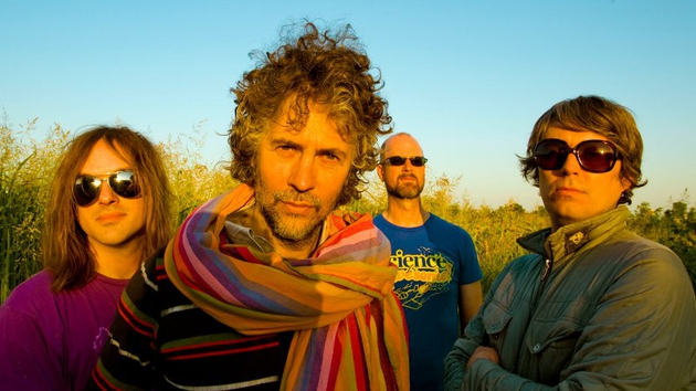 Flaming Lips play their first Irish gig in three years