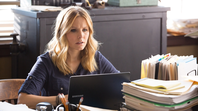 Kristen Bell is back as the snarky sleuth Veronica Mars