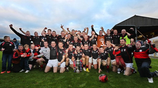 Mount Leinster Rangers of Carlow are making their first appearance in an All-Ireland club final