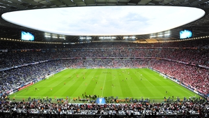 The Allianz Arena in Munich will no doubt be one of the ten venues put foward