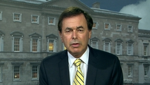 Alan Shatter resigned as justice minister in May 2014, the day after the Guerin Report was published