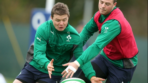 Brian O'Driscoll believes Robbie Henshaw can be a fine replacement for him