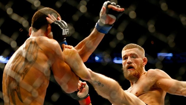 Notorious - Conor McGregor takes on the UFC