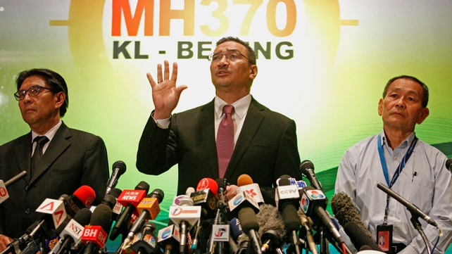 Acting Transport Minister Hishammuddin Hussein says reports are 'inaccurate' (Pic: EPA)