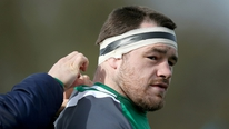 Cian Healy says the key is to focus on the plan and beat France