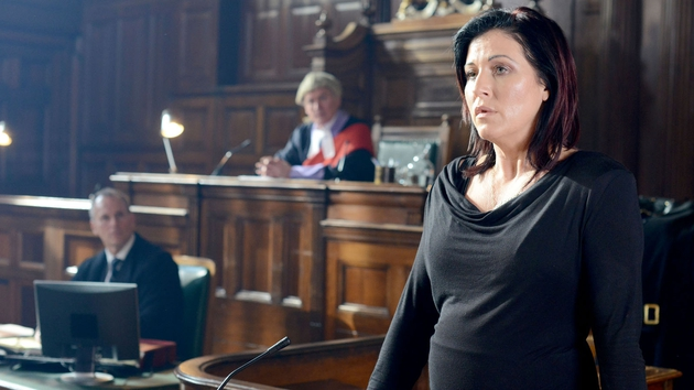 Kat takes the stand, but will she tell the truth?