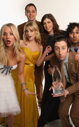 The Big Bang Theory has been renewed for three more seasons