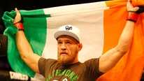 Conor McGregor talks about his upcoming UFC bout in Dublin