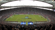 Stade de France will host this afternoon's meeting between France and Ireland