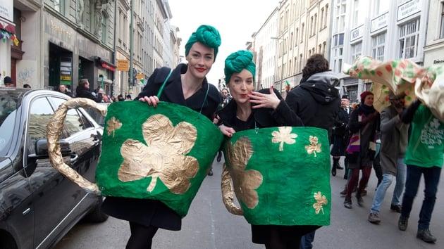 Berlin's St Patrick's Day Festival