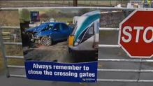 Drivers warned to take care at level crossings