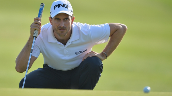 Alejandro Canizares has one shot lead at Hassan Trophy
