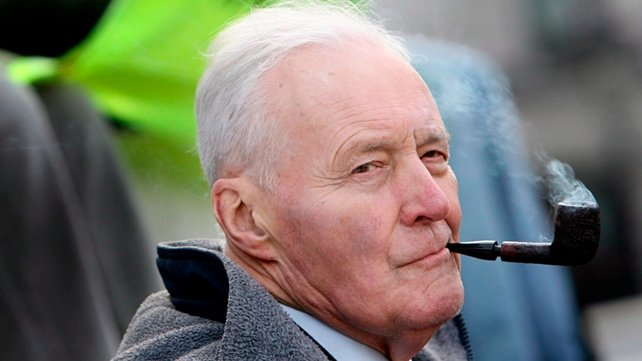 Tony Benn was a passionate voice of the hard-left at Westminster (Pic: EPA)