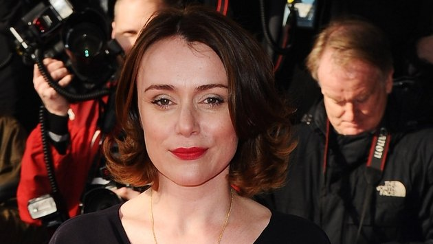 Keely Hawes stars in the current season of Line of Duty