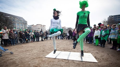 The parade has grown to a week-long festival of events (Pic: www.stpatricksfestival.de)