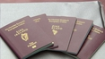 Call for calm over Irish passport applications