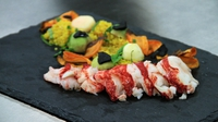 Keembay Lobster Salad - Edel Byrne's signature dish from Heat 3 of MasterChef 2014