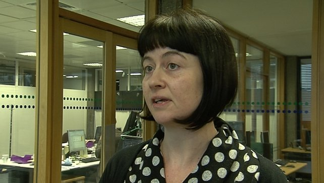 Edel McGinley said thousands of undocumented people live in Ireland