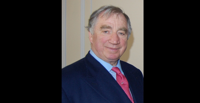 Edward Haughey was killed with three other people when a helicopter came down in Norfolk, UK (Pic: Northern Ireland Executive)