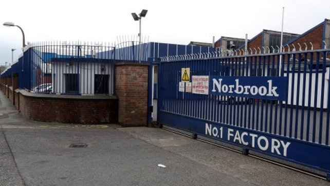 Dr Haughey was chairman of Norbrook Laboratories in Newry Co Down