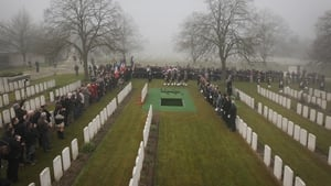 The 20 soldiers' remains were found in 2010 during clearance work for a new prison near Vendin-le-Vieil in northern France