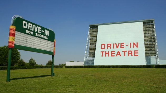 Drive-in cinema to launch in Dun Laoghaire this weekend