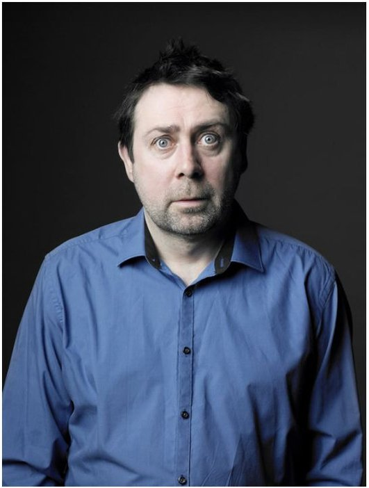 John chats to comedian Sean Hughes