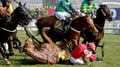 Fractured arm ends Cheltenham for Walsh