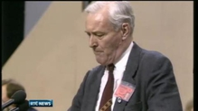 President Higgins joins tributes to British politician Tony Benn