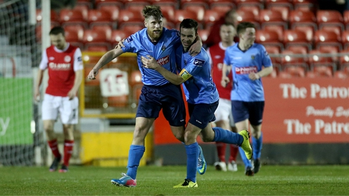 Chris Mulhall could make his debut for Drogheda United on Friday night