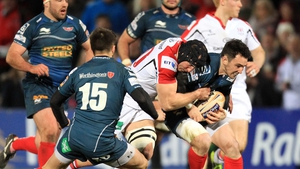 Stephen Ferris's current ankle injury may end his career