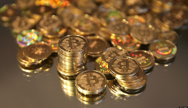 Bitcoin is a form of e-money that offers a largely anonymous payment system