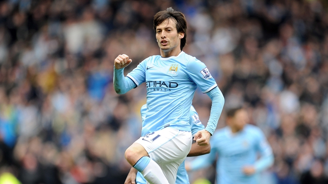 David Silva: 'On and off the pitch, I feel incredibly content and fulfilled...'