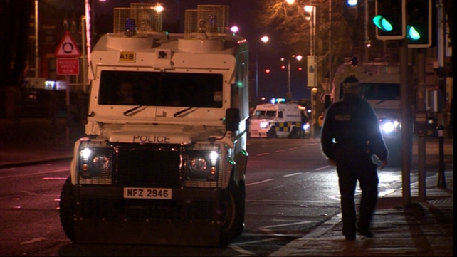 Police officers in Northern Ireland have been urged to tighten personal security measures after the attack