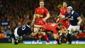 Wales trounce woeful 14-man Scotland