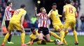 Sunderland and Palace play out stalemate