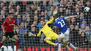 Seamus Coleman on the mark to sink lowly Cardiff