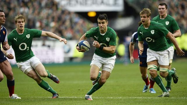 Murray, Kearney, Reddan on track for Italy tie