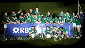Ireland held on against France to win the title