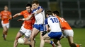 Monaghan run out convincing winners in Armagh